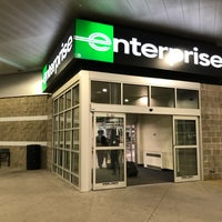 Photo taken at Enterprise Rent-A-Car by SooFab on 12/11/2017