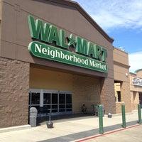 Photo taken at Walmart Neighborhood Market by SooFab on 9/3/2014