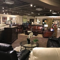 Photo taken at Olinde's Furniture - Airline Hwy by SooFab on 1/6/2018