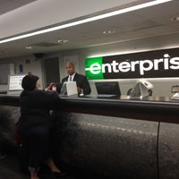 Photo taken at Enterprise Rent-A-Car by SooFab on 9/10/2014