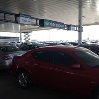 Photo taken at Enterprise Rent-A-Car by SooFab on 8/17/2014