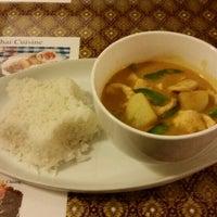 Photo taken at Pla Too Thai Cuisine by Matt L. on 2/22/2016