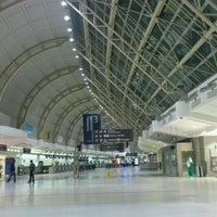 Photo taken at Terminal 3 by Silvio N. on 3/11/2013