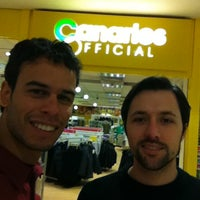 Photo taken at Canary Store by Ramon F. on 12/20/2012