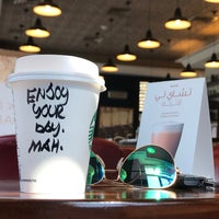 Photo taken at Starbucks I Divonne by Mariam A. on 10/7/2017
