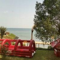 Photo taken at Sheraton Djibouti by Phil a. on 7/28/2014