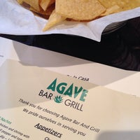 Photo taken at Agave Bar and Grill by Lightscap3s.com on 3/8/2014
