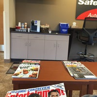 Photo taken at Safelite AutoGlass by Harley A. on 10/30/2015