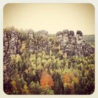Photo taken at Felsengrund by Carsten S. on 10/18/2013