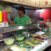 Photo taken at Maoz Vegetarian by Judy T. on 6/4/2013