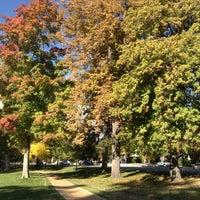 Photo taken at Liberty Park by Corey O. on 10/11/2012
