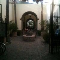 Foto tomada en Doña Urraca Hotel & Spa por Jozunauta el 2/21/2013