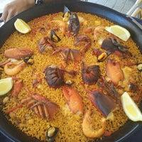 Photo taken at Restaurant Mateu by Irene C. on 6/15/2013