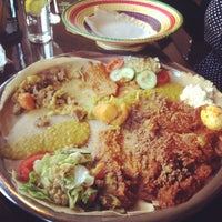 รูปภาพถ่ายที่ Abyssinia Afrikaans Eetcafe โดย Andy .. เมื่อ 9/1/2012