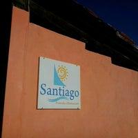 Foto tirada no(a) Pousada e Restaurante Santiago por Fatinha R. em 8/7/2012