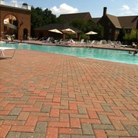 Photo taken at The Founders Inn and Spa by Marty P. on 7/28/2012