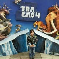 Photo taken at Cinemark by monique c. on 7/14/2012