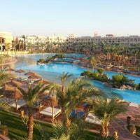 Photo taken at Albatros Palace Resort & Spa by Ivan B. on 8/18/2012