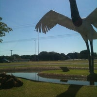 Photo taken at Campo Grande International Airport (CGR) by Fly B. on 7/18/2012
