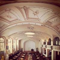 Photo taken at Hotel Theatrino by Balázs S. on 3/10/2012