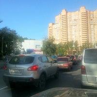 Photo taken at На Зеленодольской by Konstantin R. on 6/19/2012