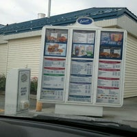 Photo taken at Culver's by Jason B. on 5/25/2012