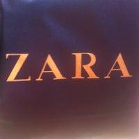 Photo taken at ZARA by Komal T. on 7/21/2012