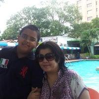 Photo taken at Calcutta Swimming Club by Abhishek K. on 8/5/2012