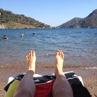 9/3/2012 tarihinde Irinaziyaretçi tarafından Nirvana Beach Club'de çekilen fotoğraf