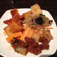 Photo taken at Shinara Grill & Lounge by Yasuko on 5/22/2012