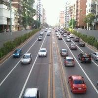 Photo taken at Tunel Av. Libertador by Danilo A. on 11/30/2012