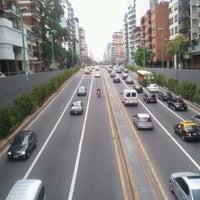 Photo taken at Tunel Av. Libertador by Danilo A. on 11/23/2012