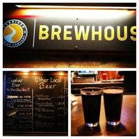 Photo taken at Sunriver Brewing Company by Kyle R. on 2/24/2013