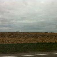 Photo taken at Bondurant, IA by John on 10/6/2012