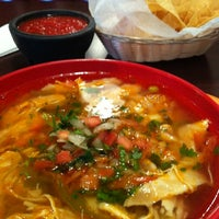Photo taken at Monterrey Mexican Restaurant by John on 10/29/2012