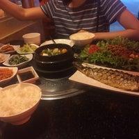 Photo taken at Lum Lum Korean Restaurant by พีทีวาย ว. on 4/9/2017