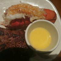 Photo taken at Outback Steakhouse by Sara D. on 2/18/2017