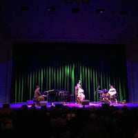 Photo taken at Brooklyn Center for the Performing Arts by Colleen B. on 3/20/2016