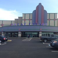 Photo taken at Regal Cinemas Clarksville 16 by Michael G. on 4/20/2013