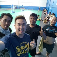 Photo taken at Sport Center Project by Yu H. on 2/15/2017