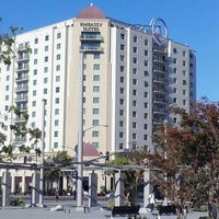 Photo taken at Embassy Suites by Hilton San Diego Bay Downtown by Timothy H. on 8/29/2013