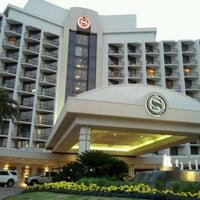 Photo taken at Sheraton San Diego Hotel & Marina by Timothy H. on 7/29/2013