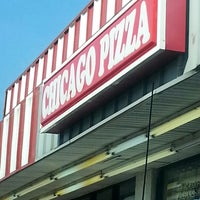 Photo taken at Chicago Pizza by kelly n. on 6/17/2013