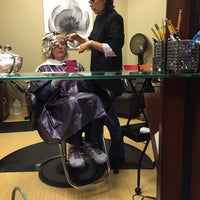 Photo taken at My Salon Suite by Julie H. on 12/26/2014