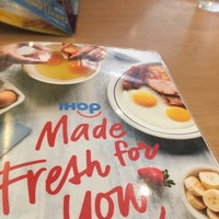 Photo taken at IHOP by Julie H. on 7/17/2017