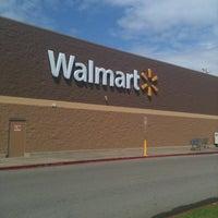 Photo taken at Walmart Supercenter by Julie H. on 10/12/2013