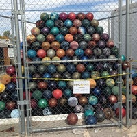 Photo taken at Admiral Flea Market by Lindsay S. on 11/3/2013