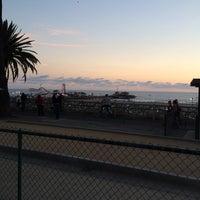 Photo taken at Santa Monica Beach Parking 1N by Vero F. on 11/15/2014