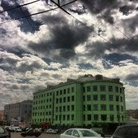 Снимок сделан в Таганская площадь пользователем Grigoriy M. 6/1/2013