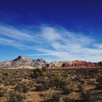 Foto tirada no(a) Red Rock Canyon National Conservation Area por bethanne em 12/30/2012